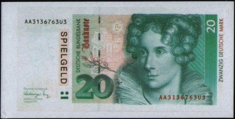 geld zum ausdrucken